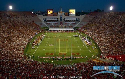 Los Angeles Memorial Coliseum USC Trojans