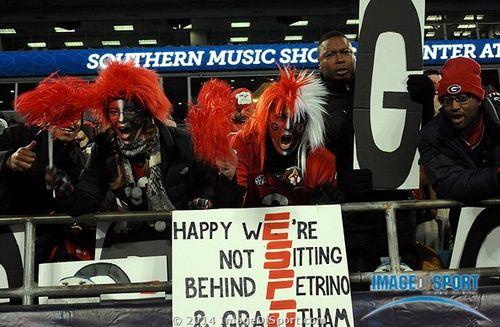Louisville Cardinals fans