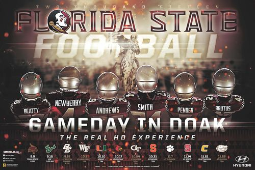 Florida State Seminoles 2