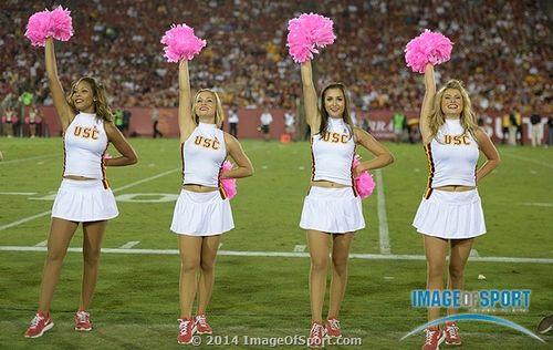 USC Trojans Song Girls