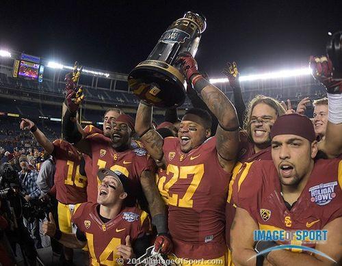 Holiday Bowl USC Trojans